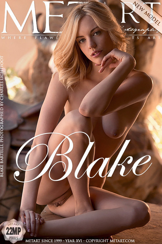Presenting Hot Blonde Blake Bartelli By Charles Lightfoot