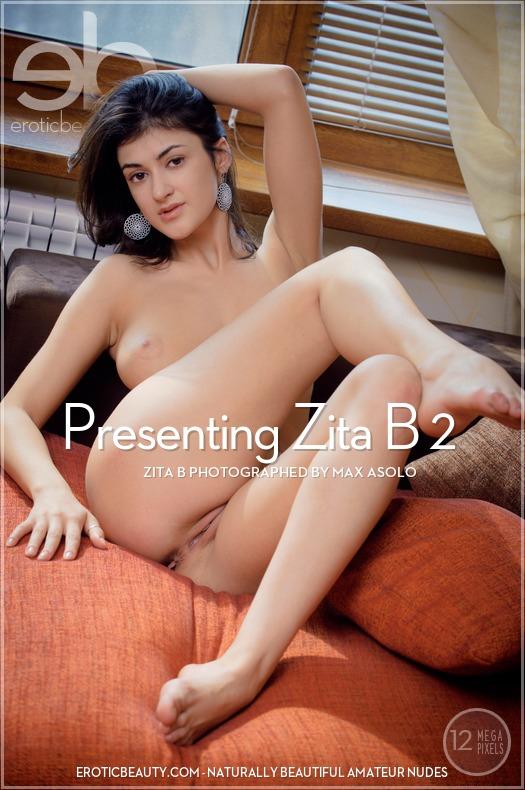 Presenting Zita B by Max Asolo