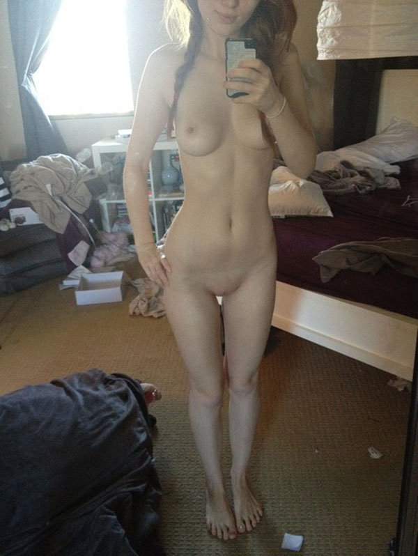 Amateur Girls Naked Selfies