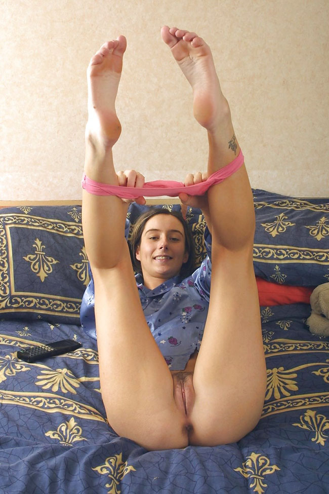 Naked hairy milfs legs and feet amusing
