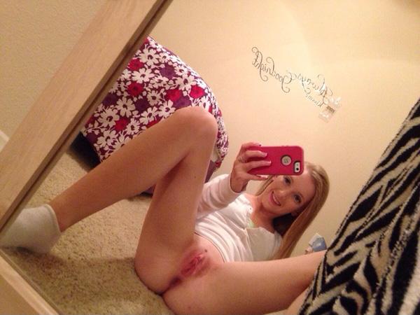 Nude Amateur Selfies