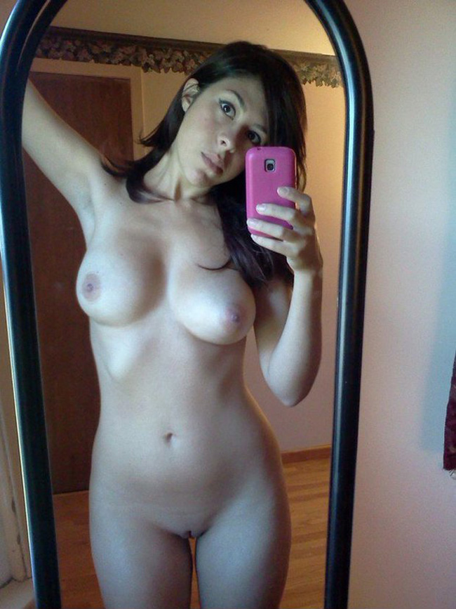 Amateur Girls Naked Selfies 08