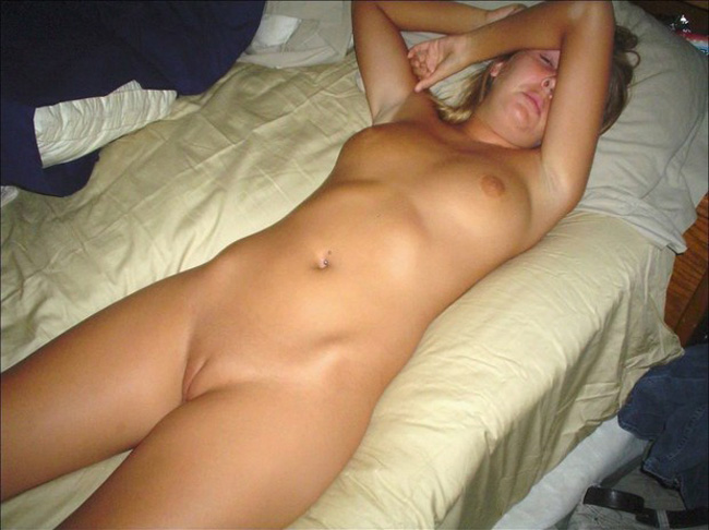 Sleeping Amateur Girls