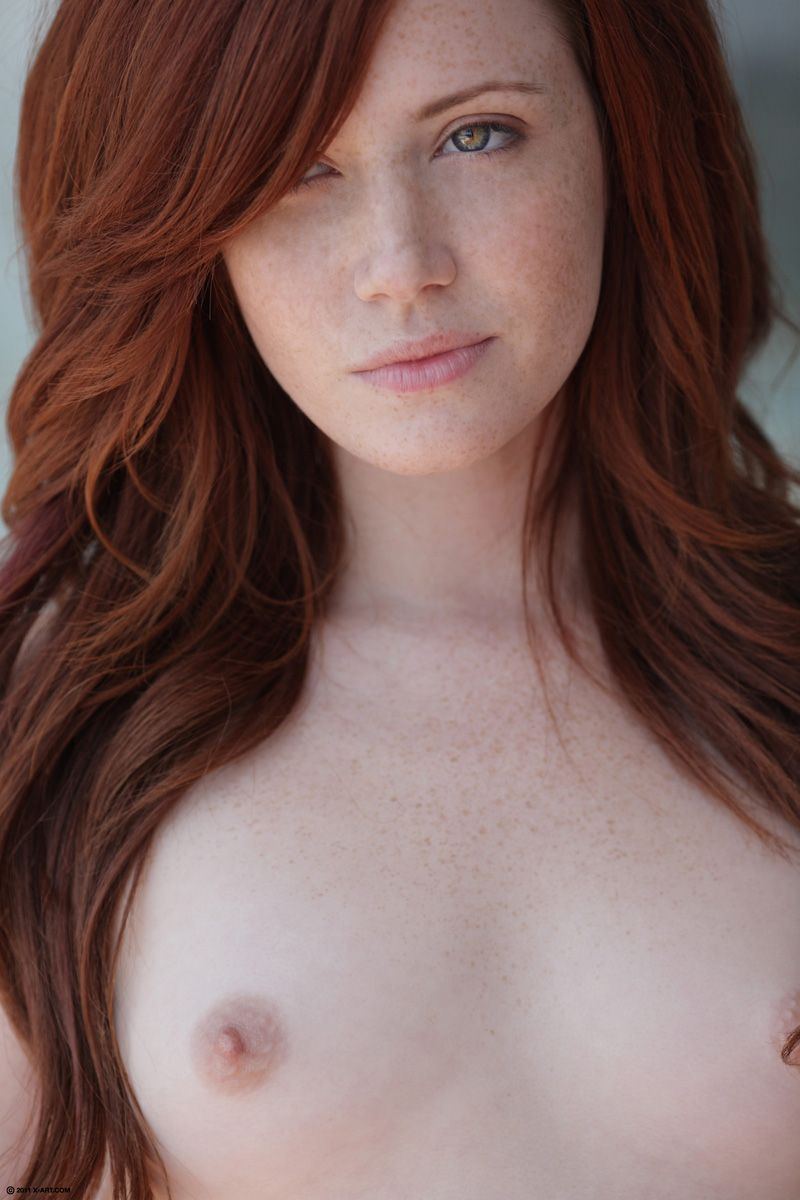 Teen pics red head